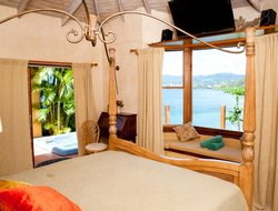 Grand Anse hotels with sea view