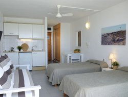 Formentera Island hotels with sea view
