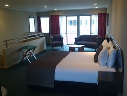 Palmerston North hotels for families with children