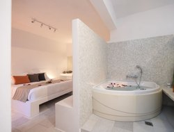 Paros Island hotels with panoramic view