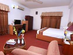 Dhaka hotels with lake view