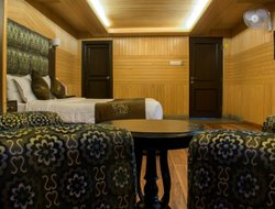 Top-10 hotels in the center of Srinagar
