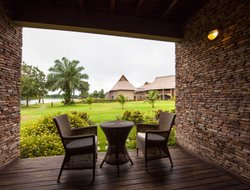 Ghana hotels with river view
