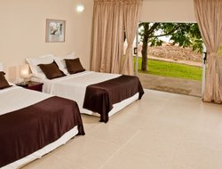 Zambia hotels with lake view