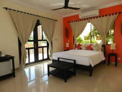 Cambodia hotels with restaurants