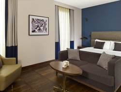 Top-5 of luxury Belgrade hotels