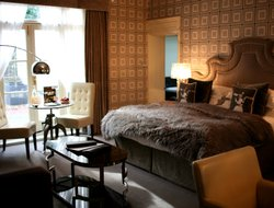 Top-3 romantic Dedham hotels