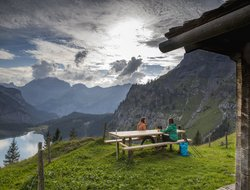 Kandersteg hotels with swimming pool