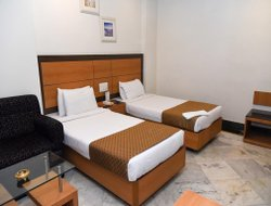 Top-9 hotels in the center of Patna