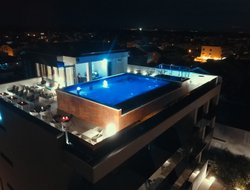 The most popular Vodice hotels