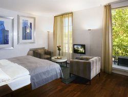 Top-6 romantic Lausanne hotels