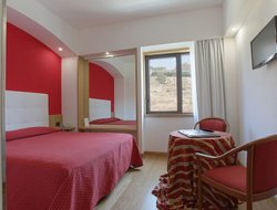 Top-8 hotels in the center of Agrigento