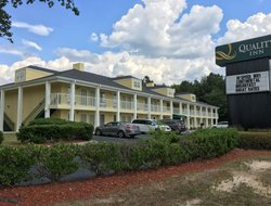 Top-4 hotels in the center of Laurinburg