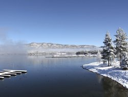 Big Bear Lake hotels with lake view