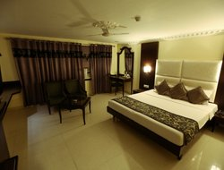 Top-10 hotels in the center of Chandigarh