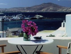Paros Island hotels with swimming pool