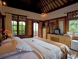 Top-10 hotels in the center of Ubud