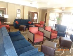 Top-10 hotels in the center of Midland