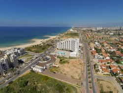 Top-4 hotels in the center of Ashkelon