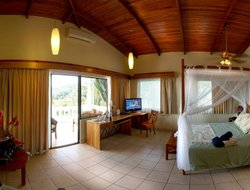 Bahia Ballenas hotels with sea view