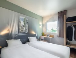 Top-8 hotels in the center of Aulnay-sous-Bois