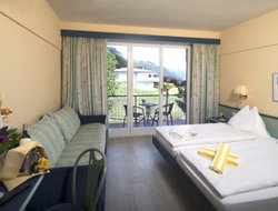 Switzerland hotels with sea view