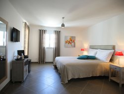 Calvi hotels with sea view