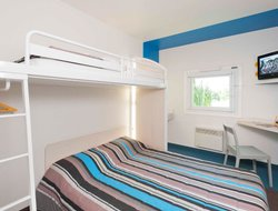Pets-friendly hotels in Charleville-Mezieres