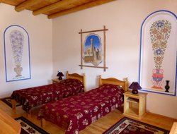 Top-10 hotels in the center of Bukhara