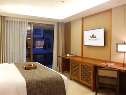 Top-10 hotels in the center of Legian
