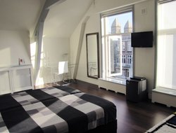 Top-10 romantic Amsterdam hotels