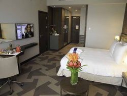 Top-3 of luxury Abidjan hotels