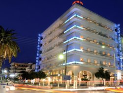 Top-3 hotels in the center of Sparta