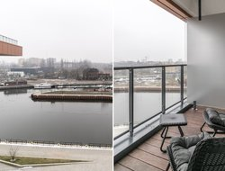 Poland hotels with river view