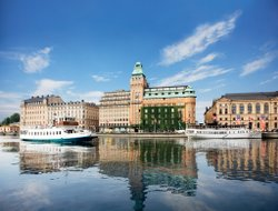 Top-7 of luxury Stockholm hotels