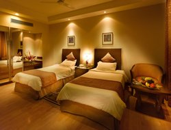 Top-10 hotels in the center of Varanasi