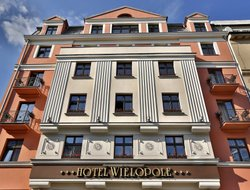 Business hotels in Krakow