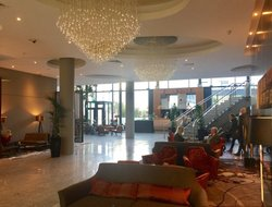 Top-6 hotels in the center of Wexford