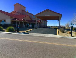 Top-4 hotels in the center of Lordsburg