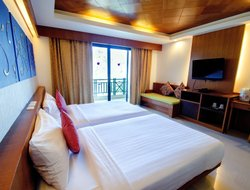 Khao Lak hotels for families with children