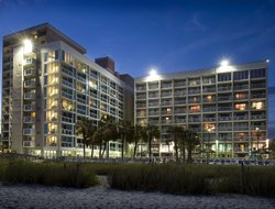 Top-10 hotels in the center of Myrtle Beach