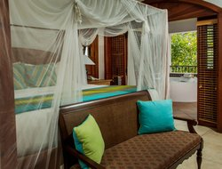 Top-4 romantic Cap Estate hotels