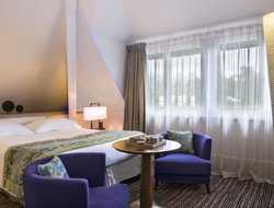 Evian-les-Bains hotels for families with children