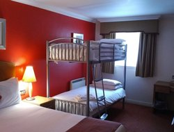Top-3 hotels in the center of Kegworth