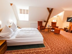 Friedrichstadt hotels with restaurants