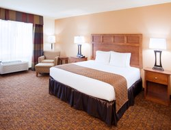 Top-4 hotels in the center of Mount Airy
