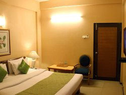 Top-10 hotels in the center of Nashik