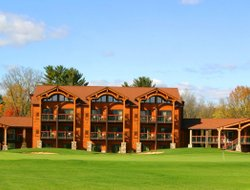 Wisconsin Dells hotels with restaurants