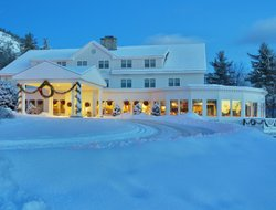 Top-4 romantic North Conway hotels