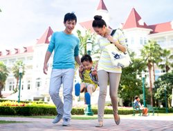 Lantau Island hotels for families with children